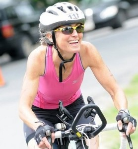 49-year-old triathlete with MS Raising Money And Awareness